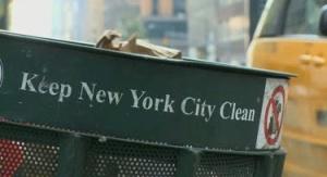 Littergarbagecan
