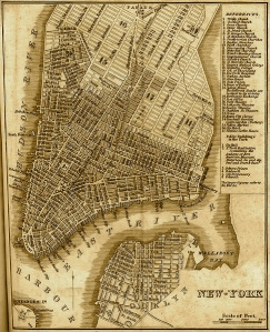 NYC1842map