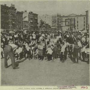 Sewardparkboys1903