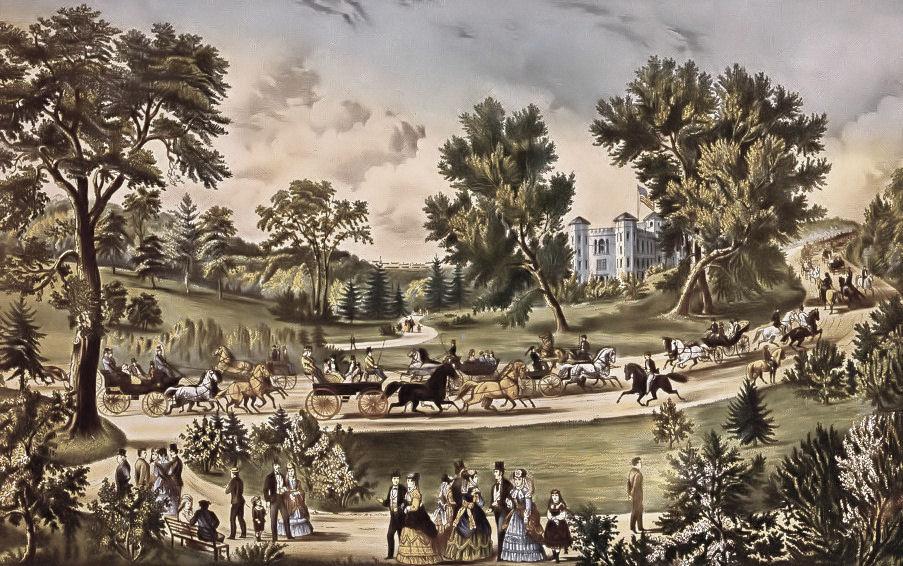 Carriagescentralpark1869