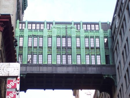 Skybridgegimbels