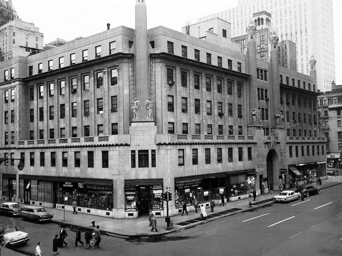 Posts tagged 'hearst magazine building 1928'