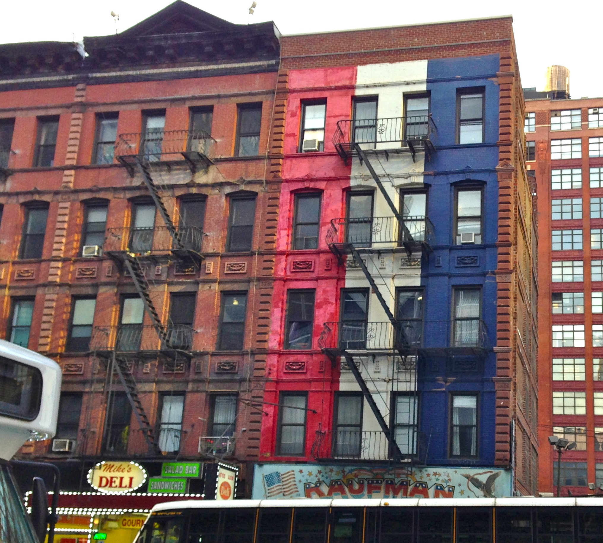 New York City Apartment Streets: New York City Tenements