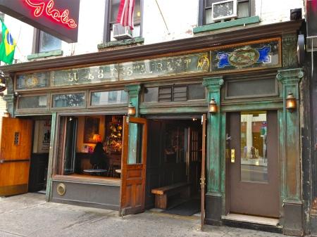 Klubesrestaurantfacade