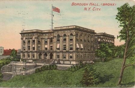 Bronxboroughhall