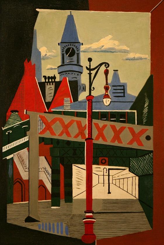 Stuartdavisjeffersonmarket1930