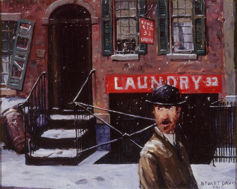 Tenement Scene