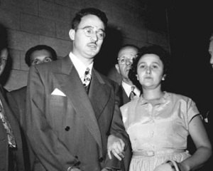 """a discussion on the execution of julius and ethel rosenberg russian spies Julius and ethel rosenberg in one of the most controversial capital punishment trials of the 20th century, a man and his wife were charged, tried, convicted, and executed, for the crime of """"conspiracy to commit espionage against the united states, at a time when the cold war was just heating up."""