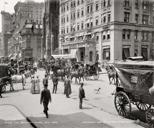 Gilded Age New York Ephemeral New York