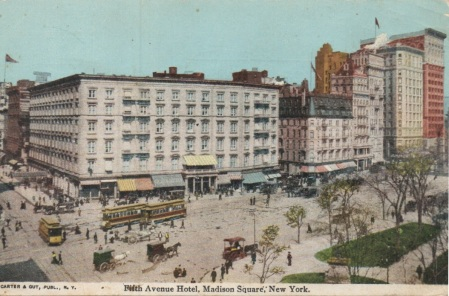 Fifthavenuehotelpostcard