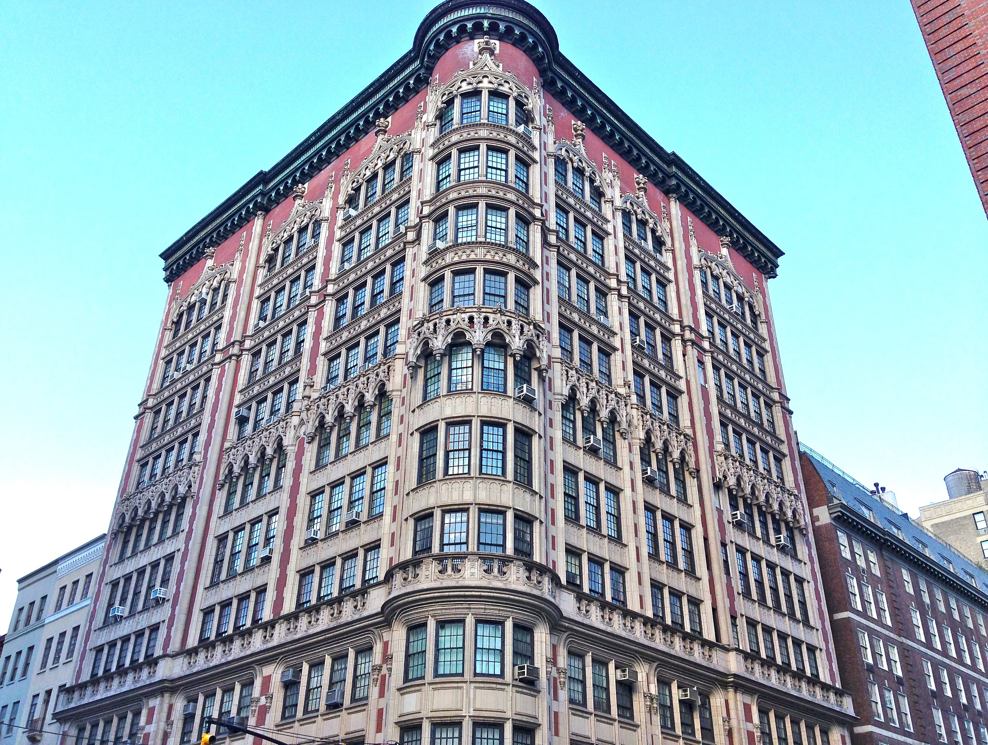 Beautiful Old Apartment Buildings NYC | Ephemeral New York