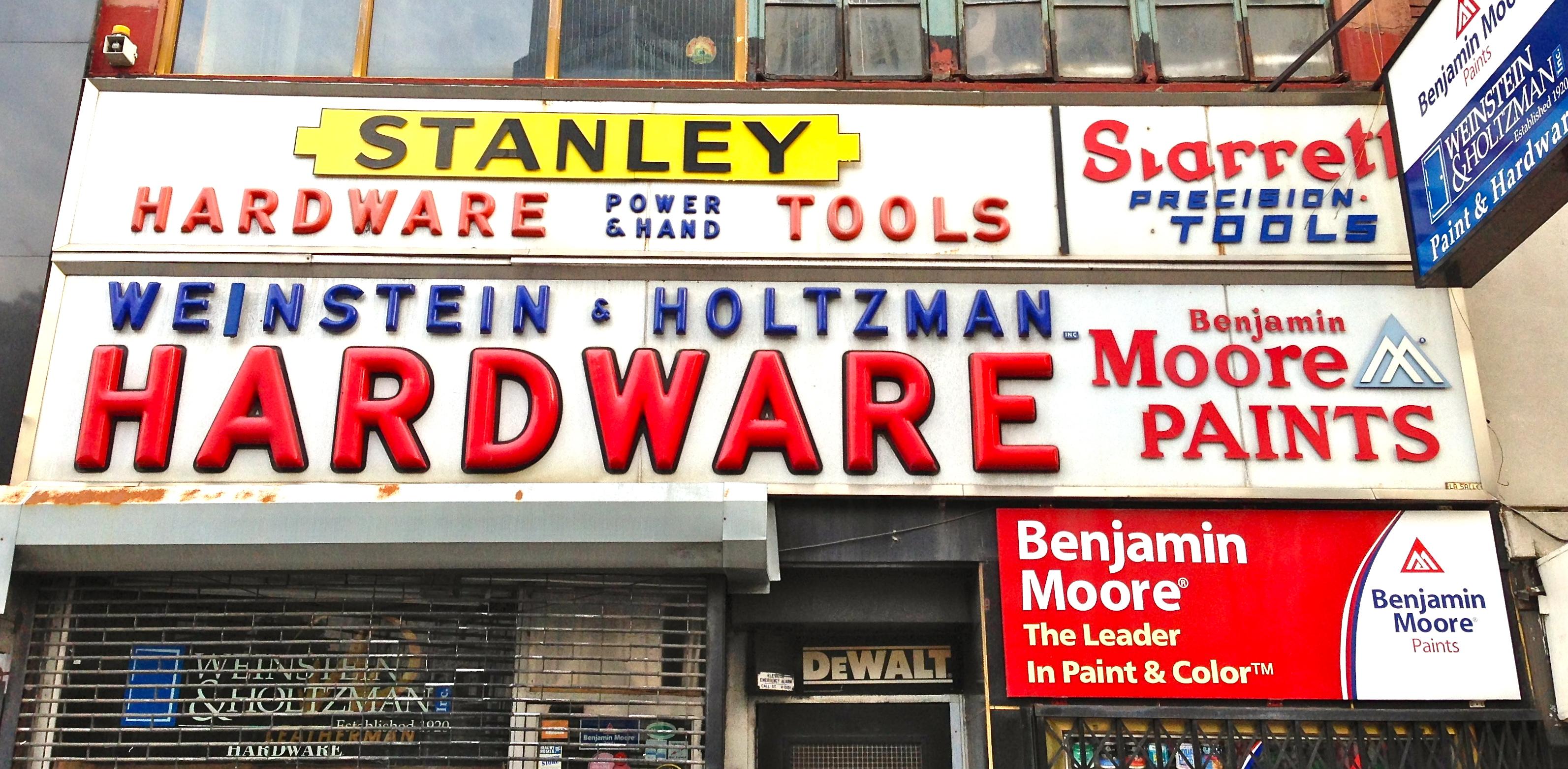 Stanleyhardwaresign