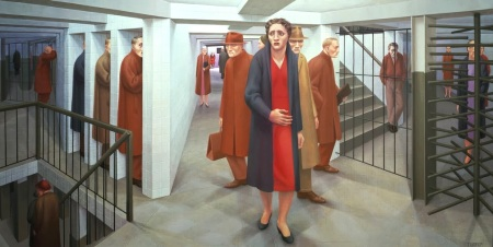 Georgetookersubway1950