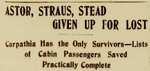 Straussunheadline