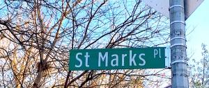 Stmarksstreetsign