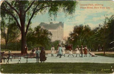 Centralparkshowingplazanypl