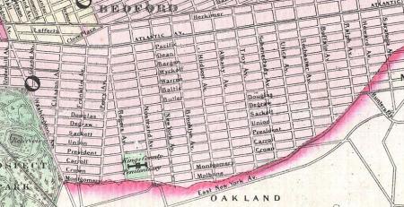 WeeksvilleBHSmap