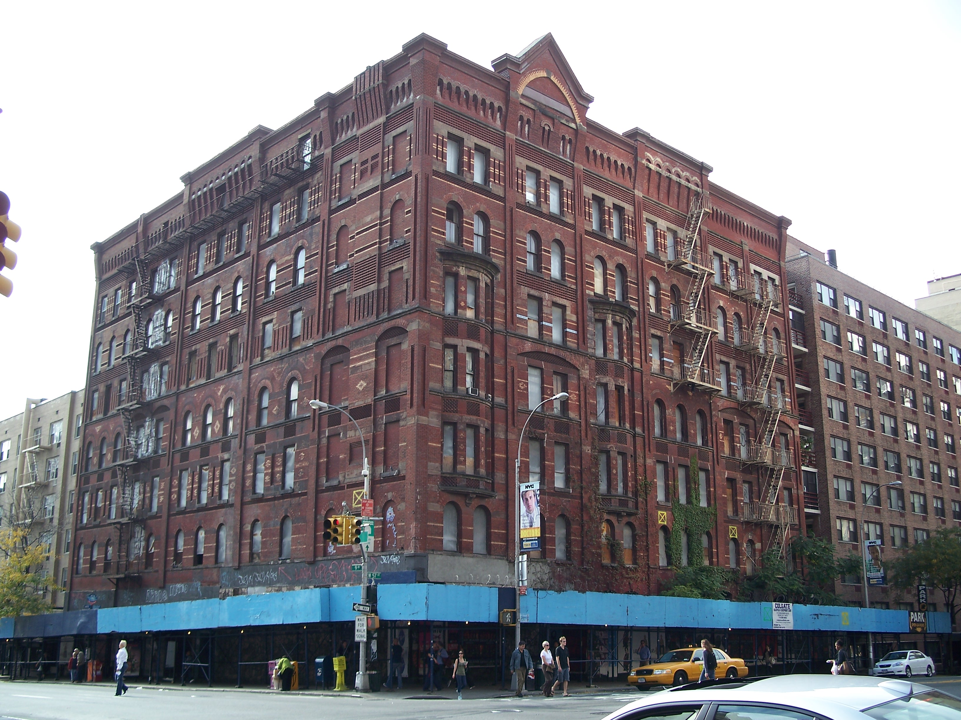 New York\'s oldest apartment buildings | Ephemeral New York