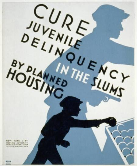 WPAposterjuveniledelinquency