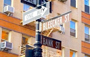 Bankstreetsign