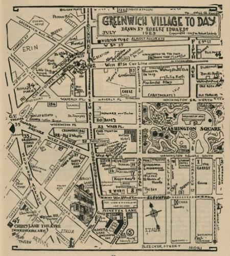 GreenwichVillagemap1925quill