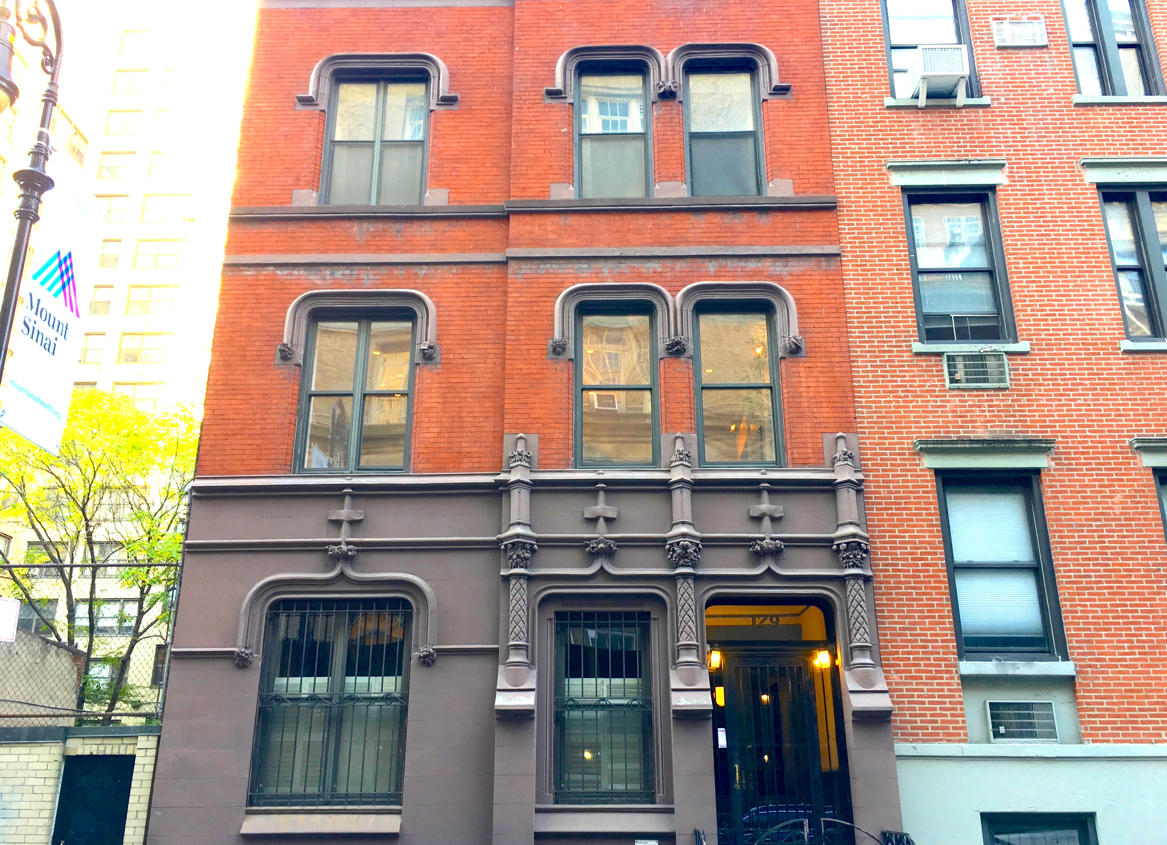 Is this the city's oldest intact apartment building ...