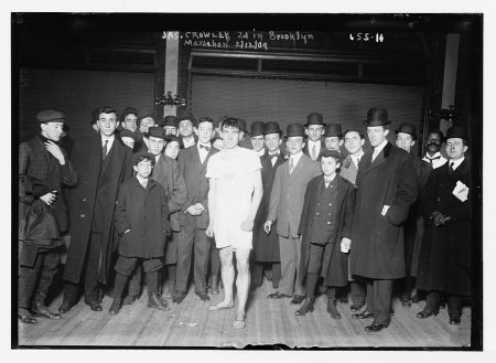 brooklynmarathonsecondplace1909