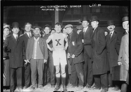 brooklynmarathonwinner1909