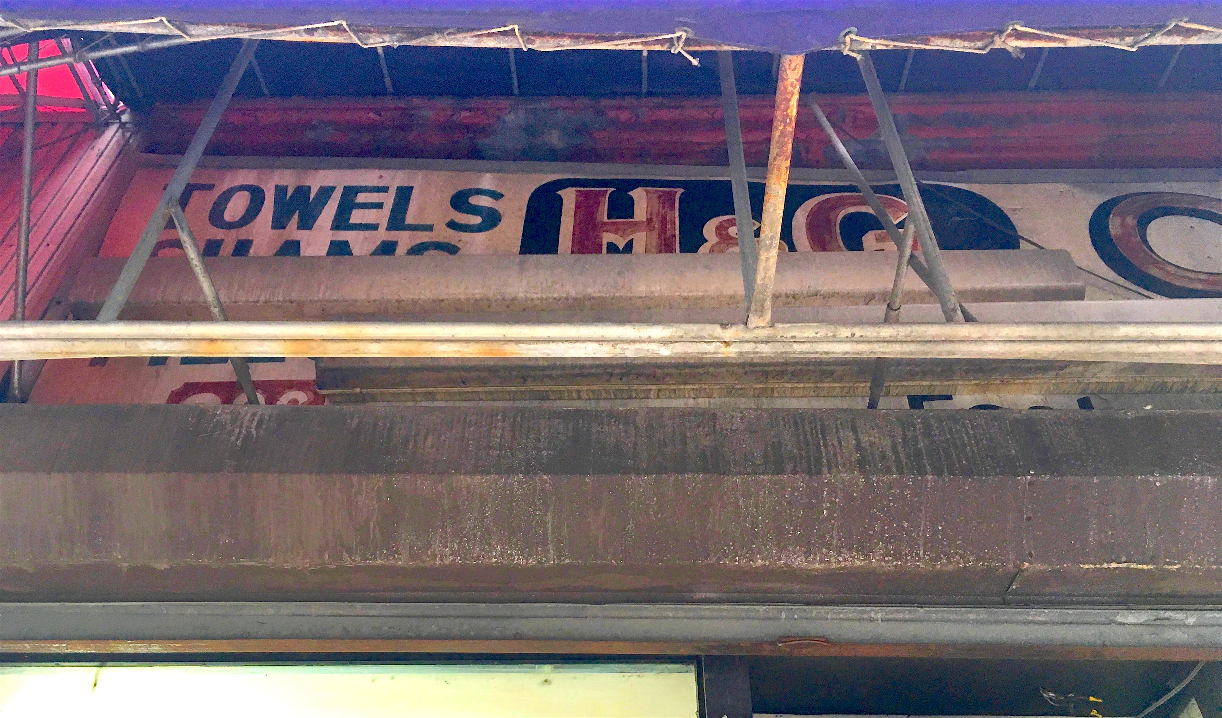 Ghost Signs Ephemeral New York