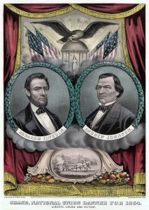 lincolnjohnsoncampaignpostercurrierives