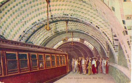 cityhallsubwaystationnypl1906