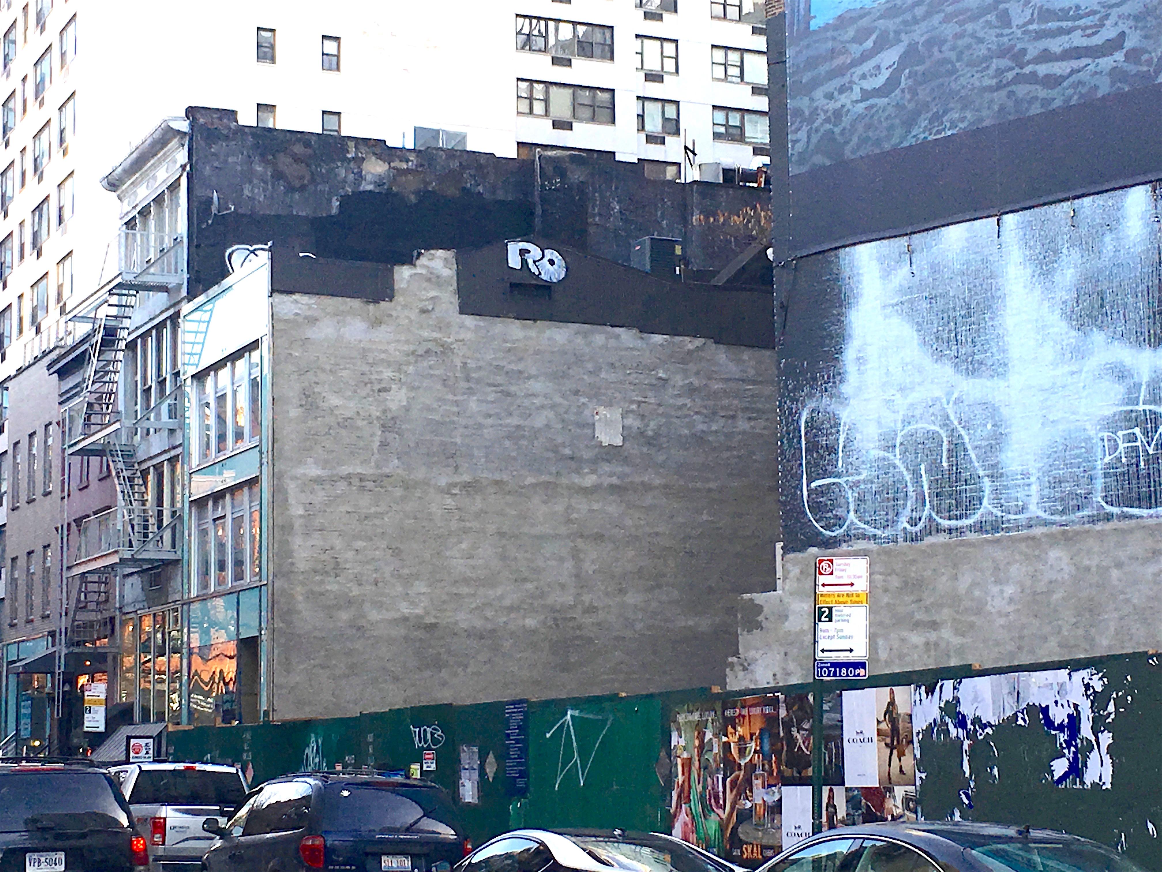 ghost buildings nyc ephemeral new york