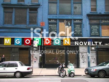 noveltymgordon