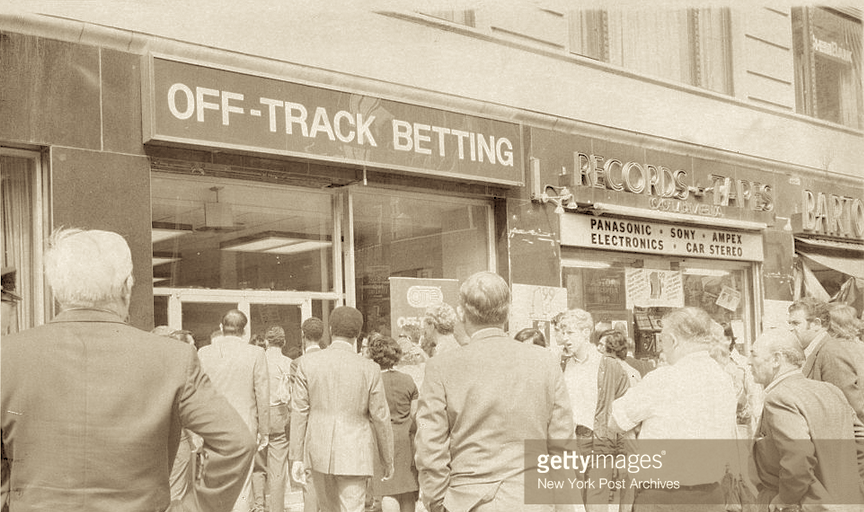 off track betting new york history museums