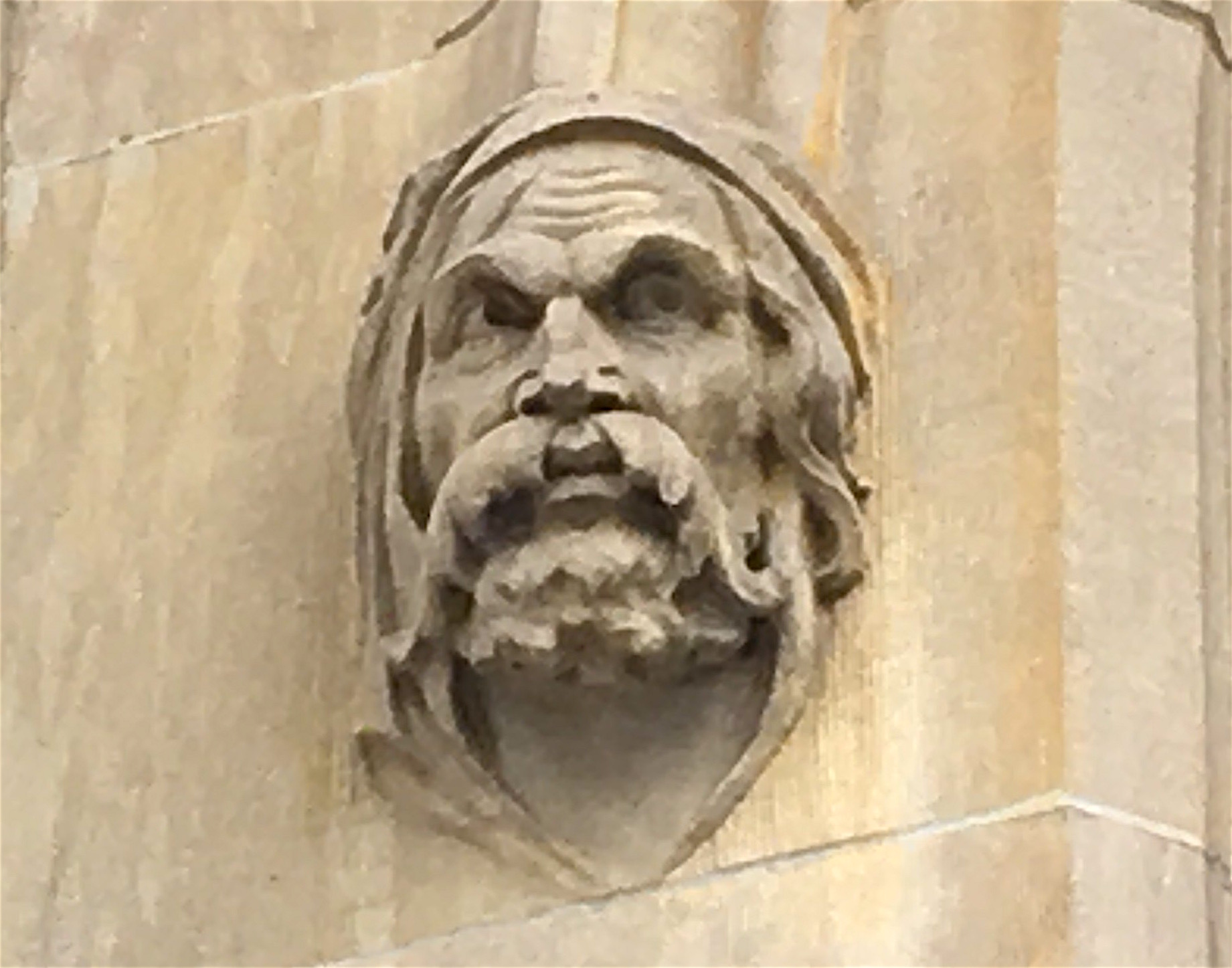 Visit CUNYs Campus On 137th Street In Harlem A Gothic Architecture Lovers Dream And Youll Encounter The Same Kind Of Fun Mischievous Characters