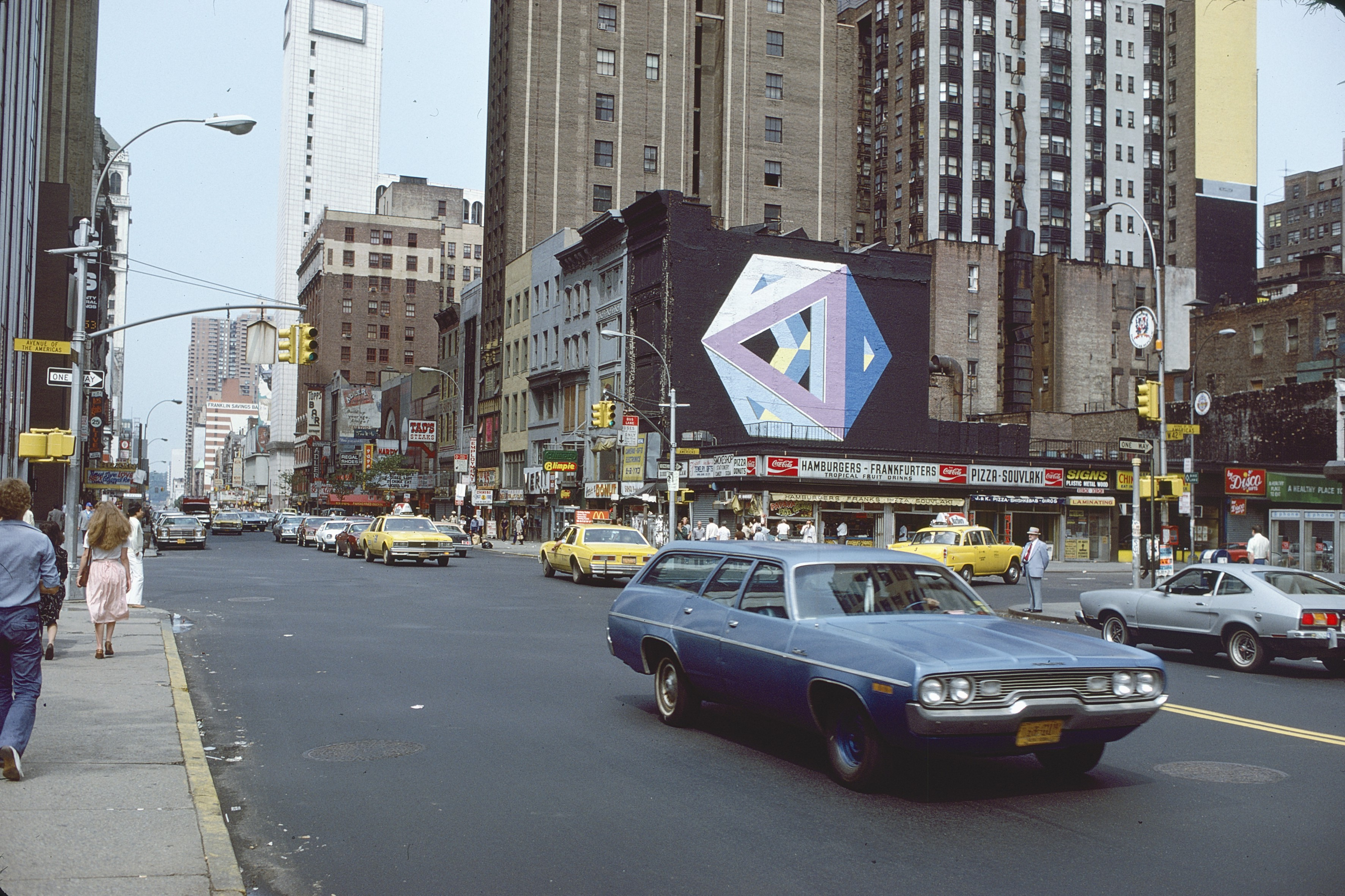Times Square 1979   Ephemeral New York