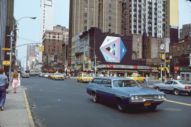 A Dutch Sailor S Photos Of The New York Of 1979 Ephemeral New York