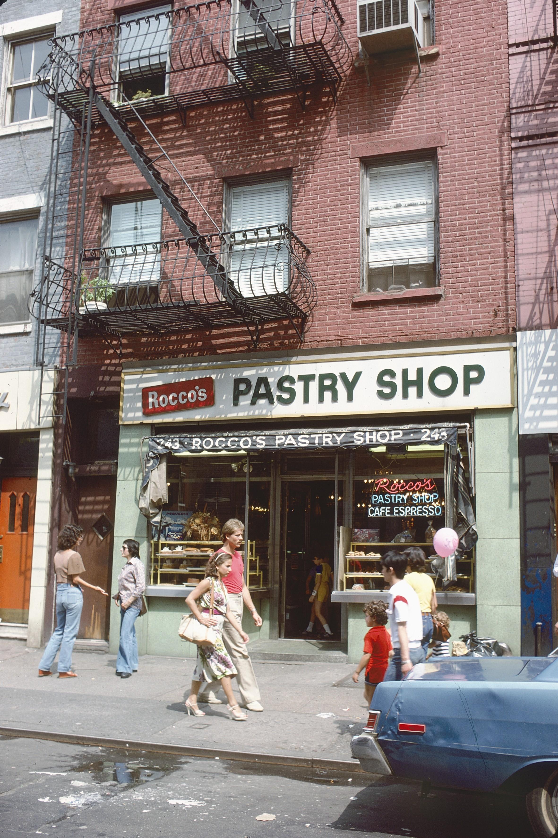 Greenwich Village In The 1970s Ephemeral New York