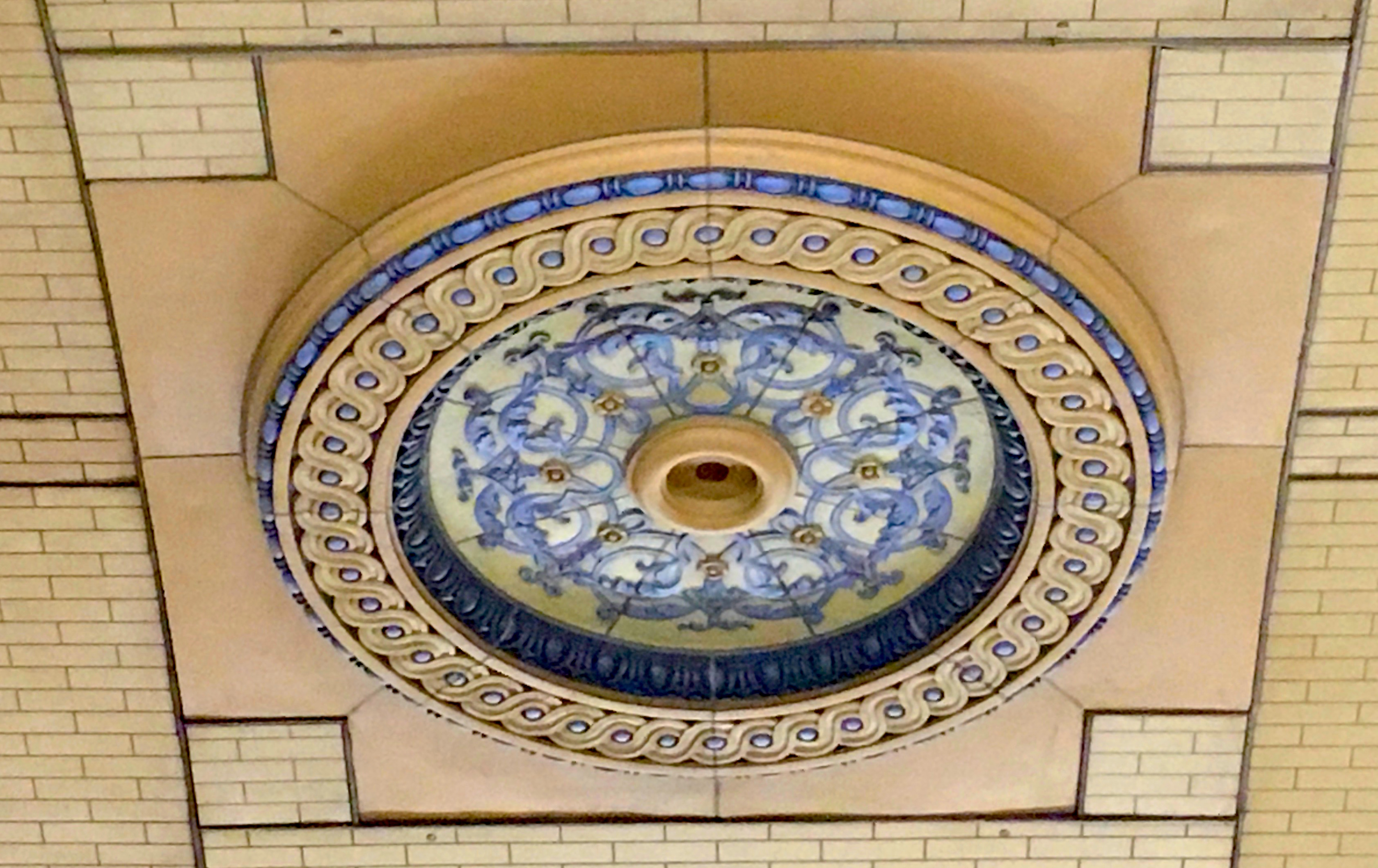 New Yorks Most Beautiful Subway Light Fixture Ephemeral New York - The 12 most beautiful metro stations in the world