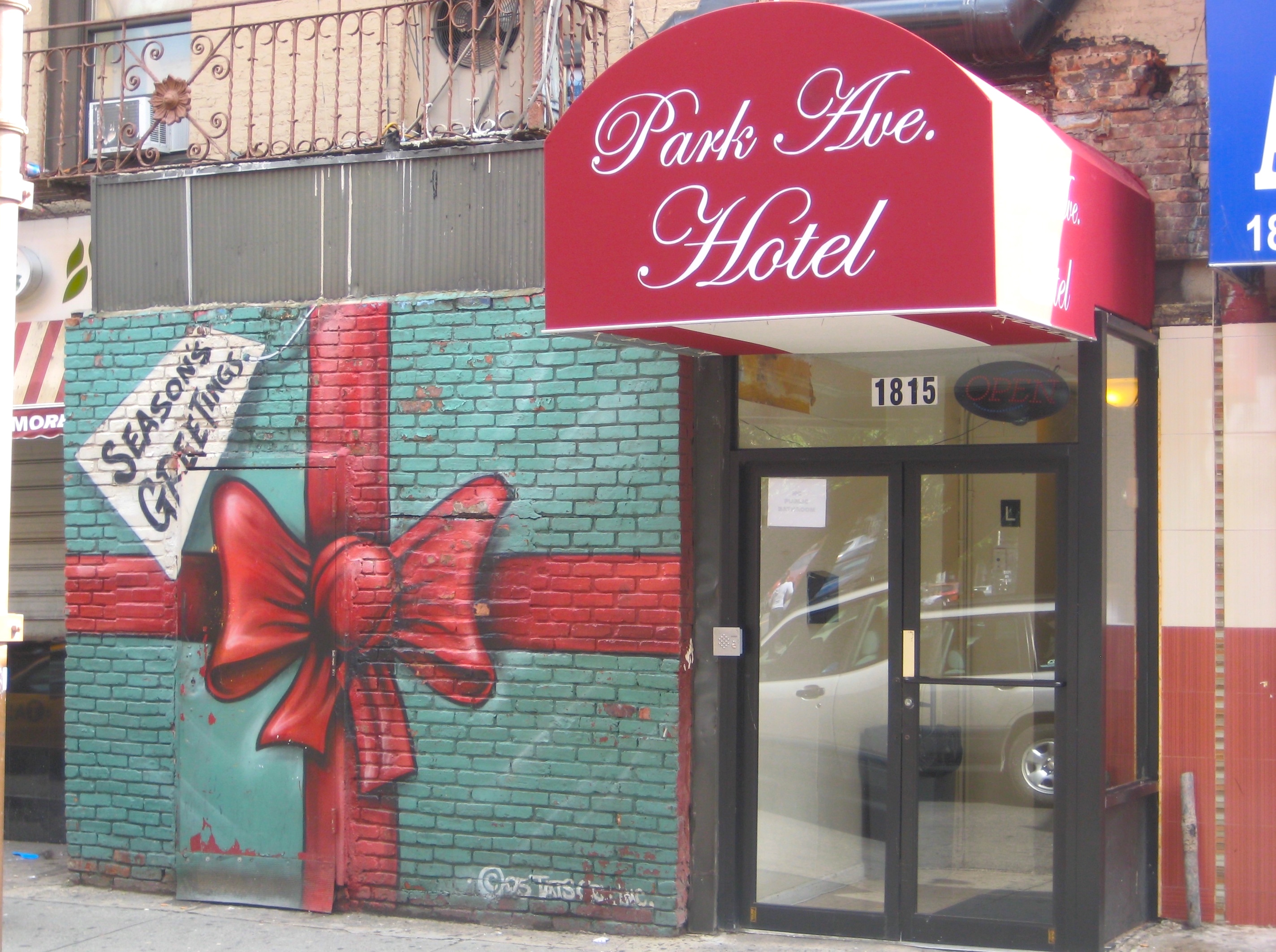 A Harlem Hotels Holiday Gift For New York City Ephemeral New York