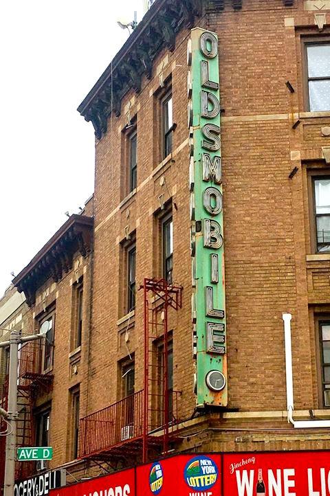 Car Dealerships In Brooklyn >> Brooklyn 1940s Ephemeral New York