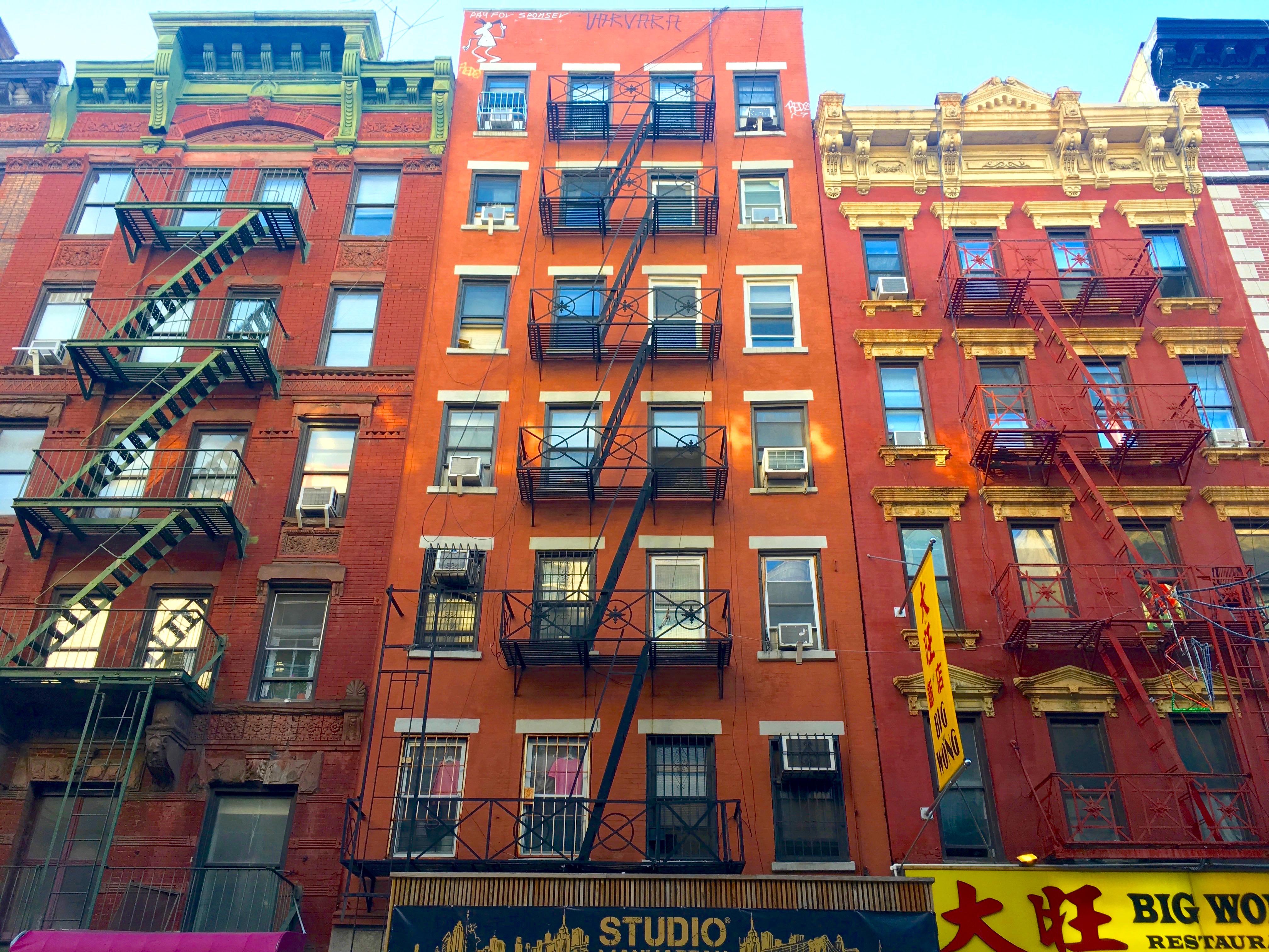 Early Tenement New York City | Ephemeral New York