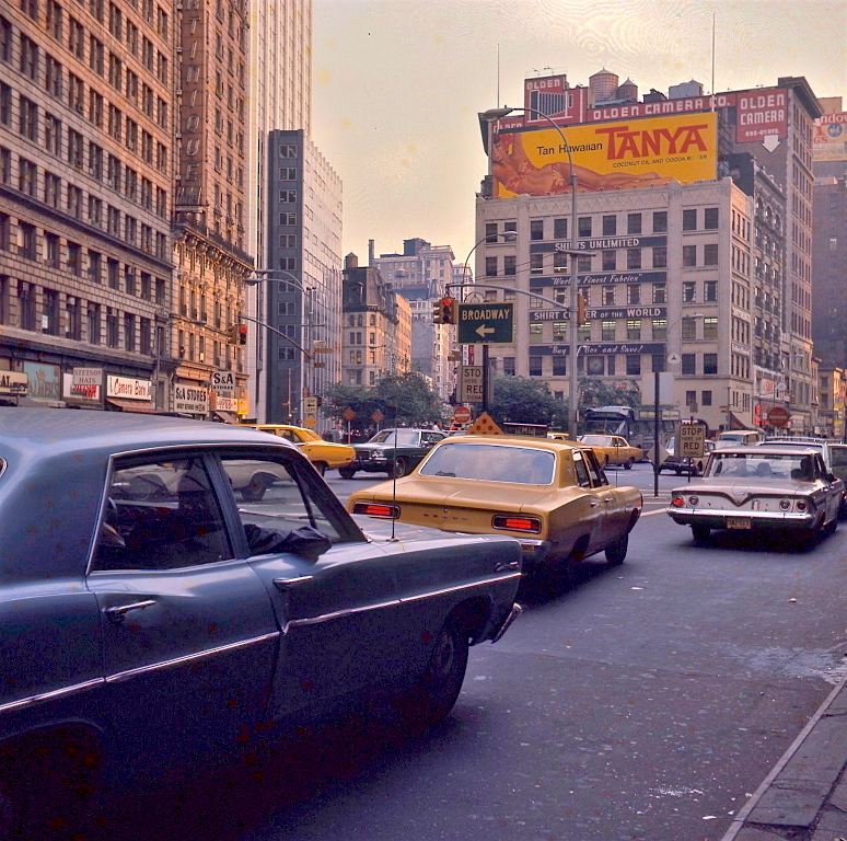 New York in the 1970s | Ephemeral New York