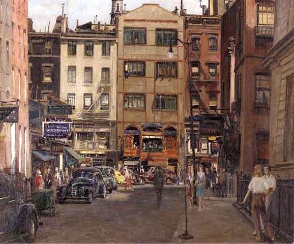 New York In The 1940s Ephemeral New York